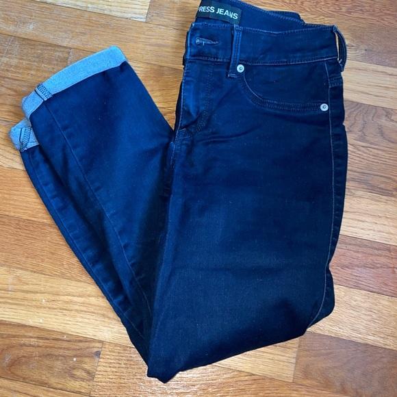 Express cropped leggings Jean